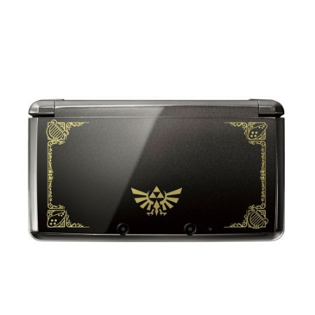 Console Nintendo 3DS (Limited Edition: The Legend of Zelda 25th Anniversary) - Nintendo
