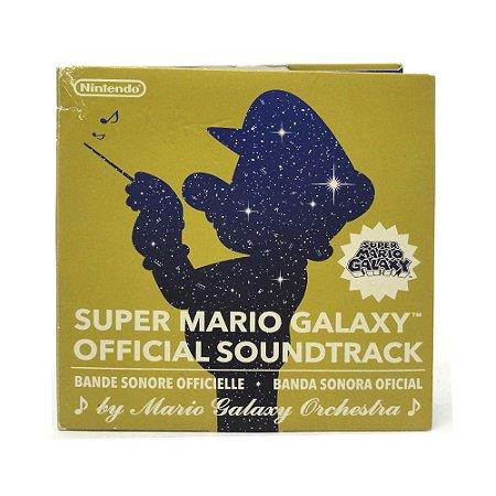 Trilha Sonora Super Mario Galaxy - Official Soundtrack