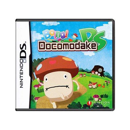 Jogo Boing! Docomodake DS - DS