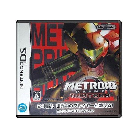 Jogo Metroid Prime: Hunters - DS (Japonês)
