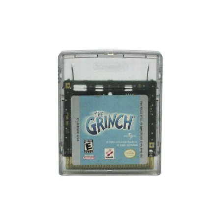Jogo The Grinch - GBC - Game Boy Color