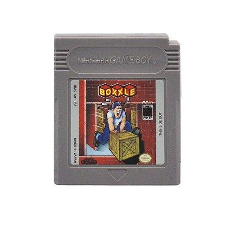 Jogo BOXXLE - GBC