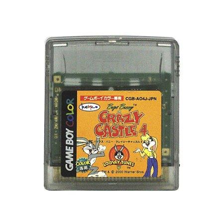 Jogo Crazy Castle 4 - GBC - Game Boy Color [Japonês]