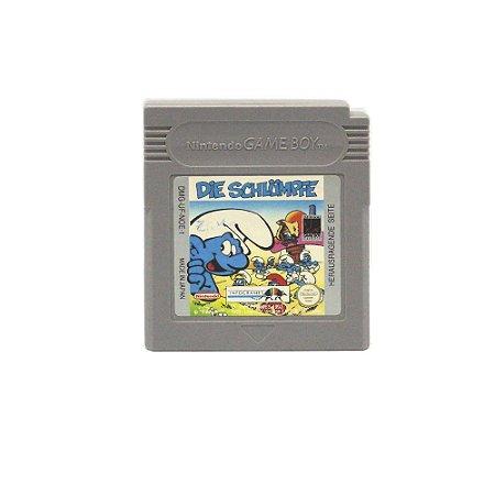 Jogo  The Smurfs - GBC [Europeu]