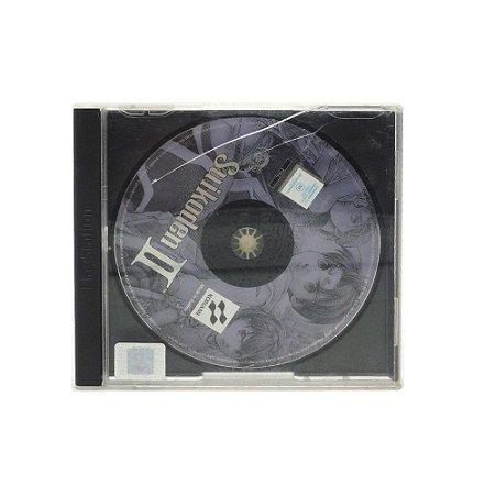 Jogo Suikoden II - PS1