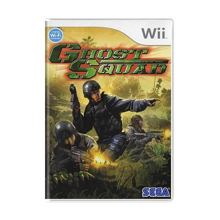 Jogo Ghost Squad - Wii