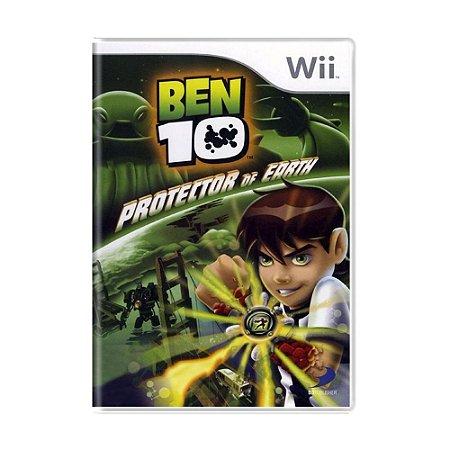 Jogo Ben 10 Protector of Earth - Wii