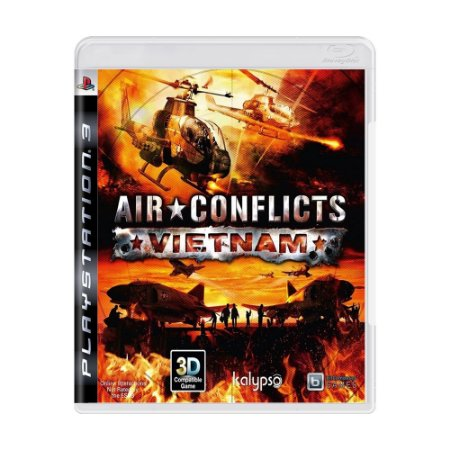 Jogo Air Conflicts: Vietnam - PS3