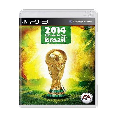 Jogo Copa do Mundo da FIFA: Brasil 2014 - PS3