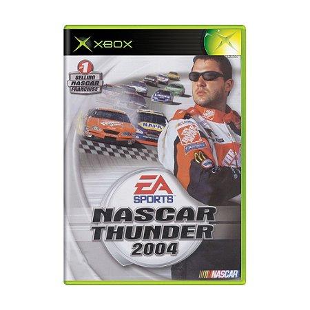 Jogo EA Sports: Nascar Thunder 2004 - Xbox