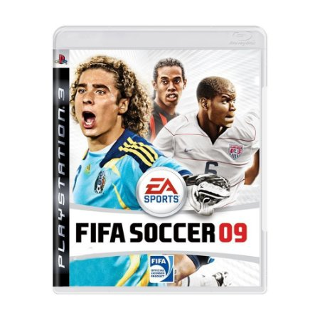 Jogo FIFA Soccer 09 - PS3