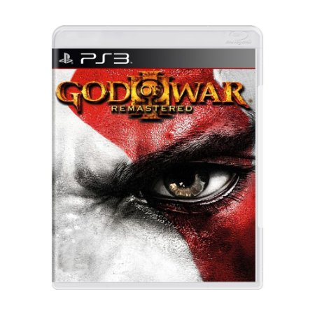 Jogo God of War: Remasterizado - PS3
