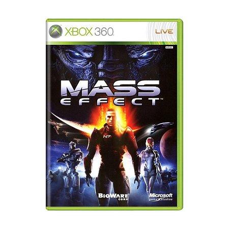 Jogo Mass Efect - Xbox 360