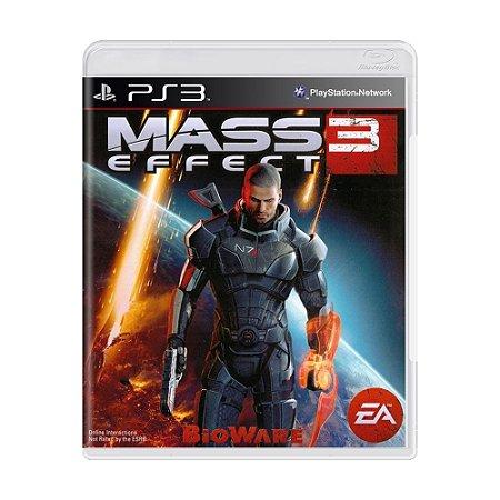 Jogo Mass Efect 3 - PS3