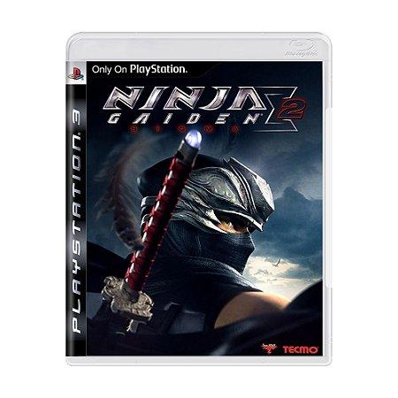 Jogo Ninja Gaiden 2 - PS3