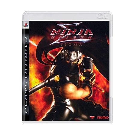 Jogo Ninja Gaiden: Sigma - PS3