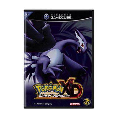 Jogo Pokémon XD: Gale of Darkness - GameCube