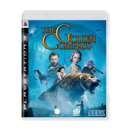 Jogo The Golden Compass - PS3