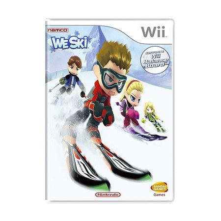 Jogo WeSki - Wii