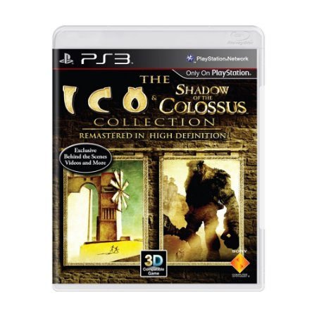 Jogo ICO & Shadow of The Colossus Collection - PS3