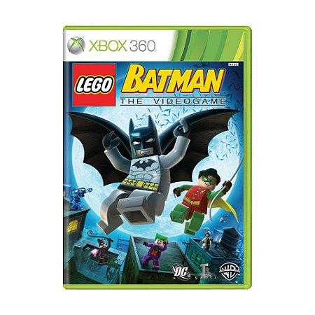 Jogo LEGO Batman: The Video Game - Xbox 360