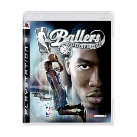 Jogo NBA Ballers: Chosen One - PS3