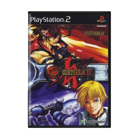 Jogo Guilty Gear X2 - PS2