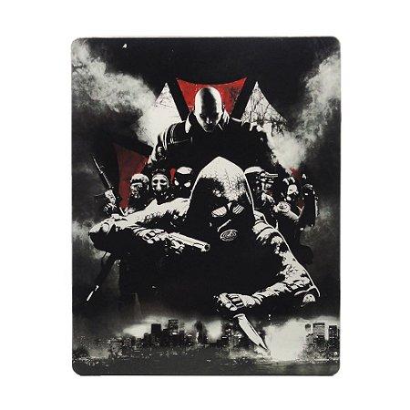 Jogo Resident Evil: Operation Raccoon City (SteelCase) - PS3