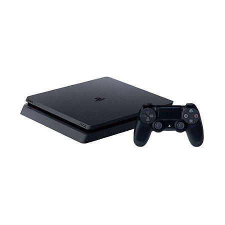 Console PlayStation 4 Slim 500GB (Sem Conexão Cabo de Rede) - Sony