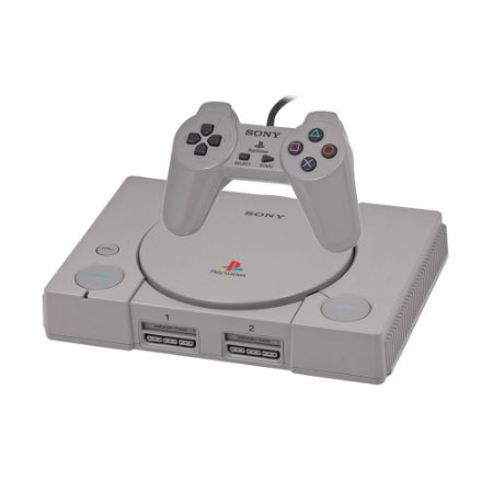 Console PlayStation 1 FAT - Sony (Japonês)