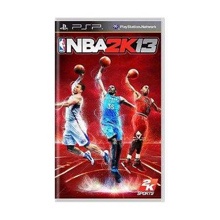 Jogo NBA 2K13 - PSP