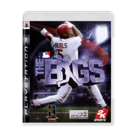 Jogo The Bigs - PS3