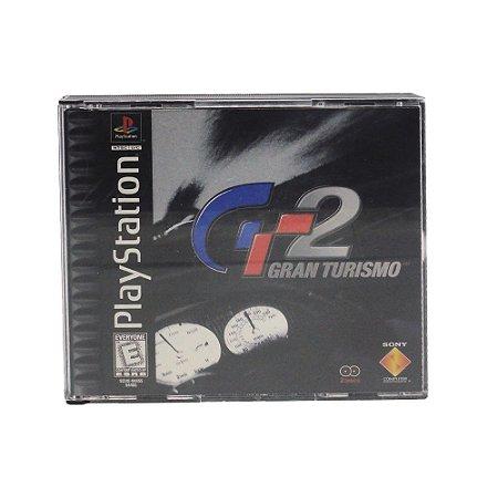 Jogo Gran Turismo 2 - PS1
