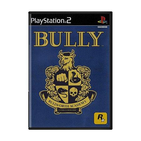 Jogo Bully - PS2