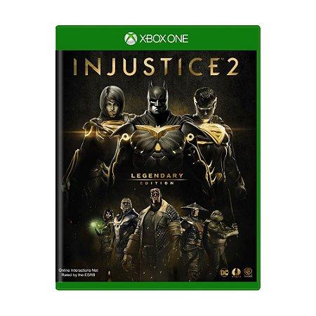 Jogo Injustice 2 (Legendary Edition) - Xbox One