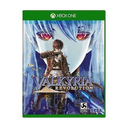 Jogo Valkyria Revolution - Xbox One