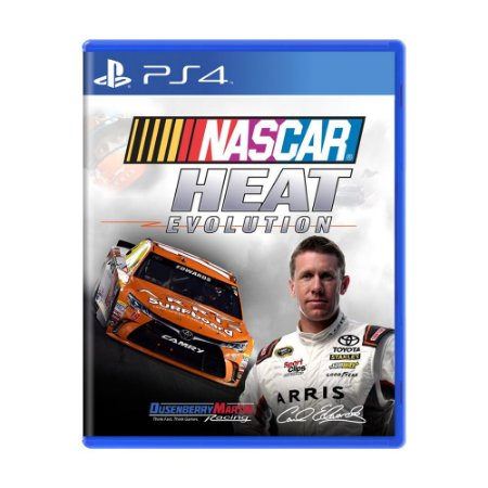 Jogo Nascar Heat Evolution - PS4