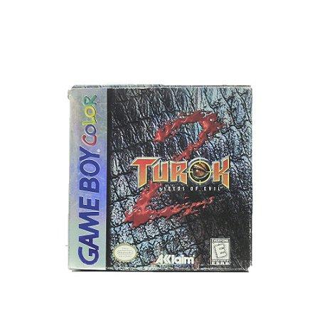 Jogo Turok 2: Seeds of Evil - GBC