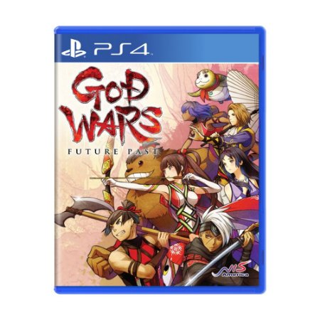 Jogo God Wars Future Past - PS4