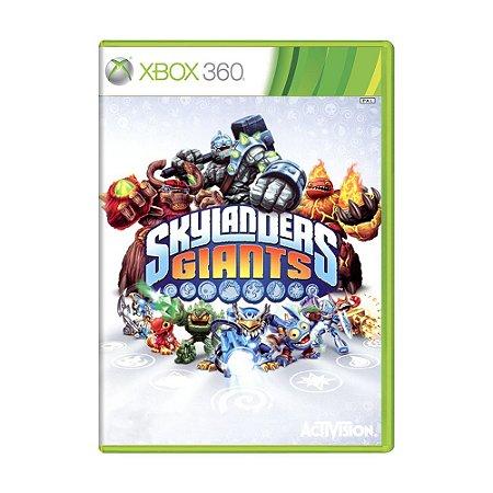 Jogo Skylanders Giants - Xbox 360