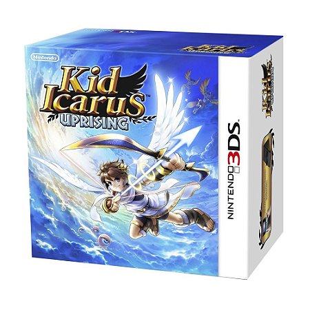 Jogo Kid Icarus: Uprising - 3DS