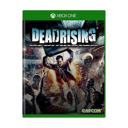 Jogo Dead Rising - Xbox One