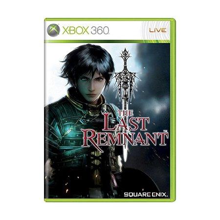 Jogo The Last Remnant - Xbox 360