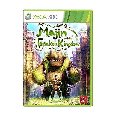 Jogo Majin and the Forsaken Kingdom - Xbox 360