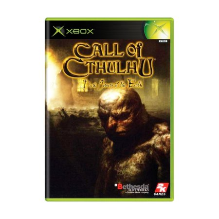 Jogo Call of Cthulhu: Dark Corners of The Earth - Xbox