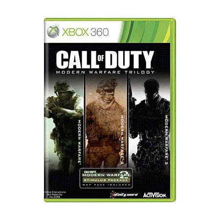 Jogo Call Of Duty: Modern Warfare Trilogy - Xbox 360