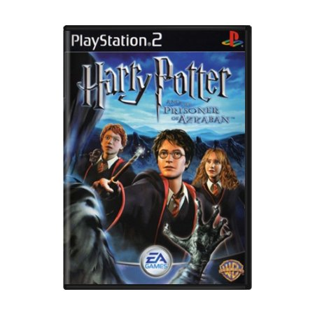 Jogo Harry Potter and The Prisoner of Azkaban - PS2