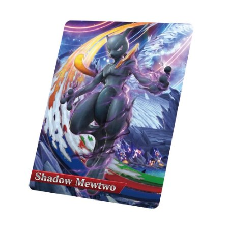 Nintendo Amiibo: Shadow Mewtwo - Pokkén Tournament - Wii U e New 3DS