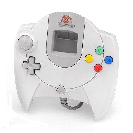 Controle Branco - DreamCast