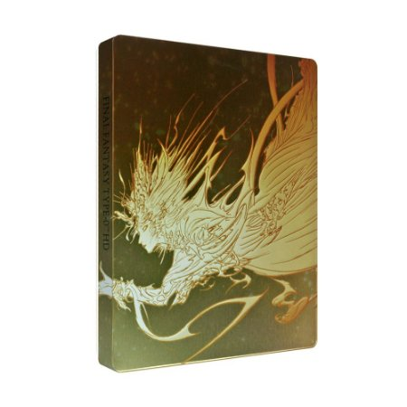 Jogo Final Fantasy Type-0 HD ( SteelCase) - PS4